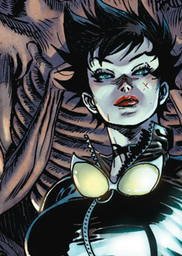 Catwoman Issue 3