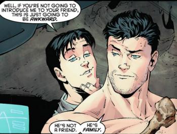 Dick and Bruce Quip