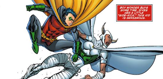 Robin vs Necromancer