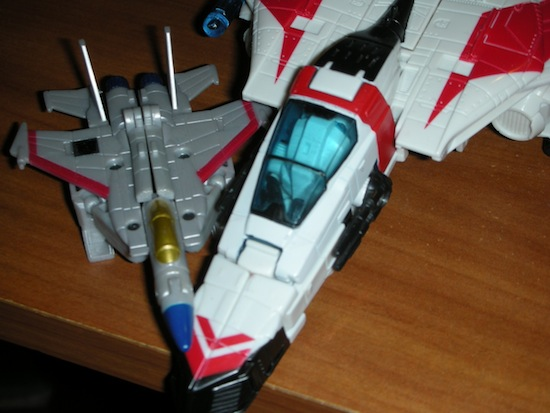 Starscream Gets Closer