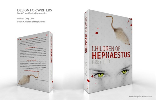 Children of Hephaestus 3D Cover