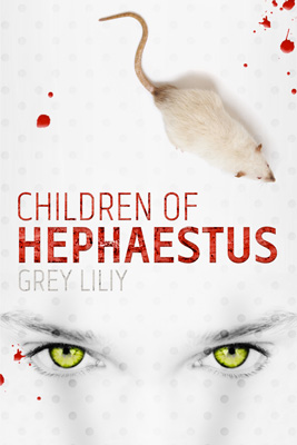 Children of Hephaestus Cover