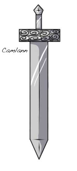 The Sword, Camlann