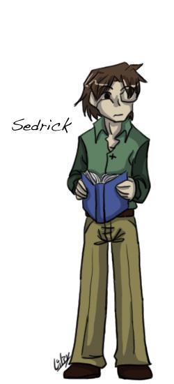 The Lackey, Sedrick