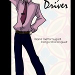 Driver in Casual Dress