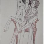 09 Arthur x Sedrick by Rin