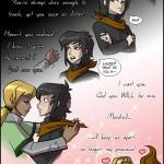 10 Wiglaf x Mordred by Aja
