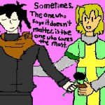 19 Wiglaf x Mordred by The Bard